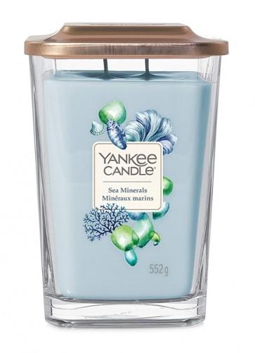 Yankee Candle Elevation Large Jar Sea Minerals 552g
