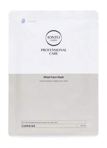 Ionto Comed Sheet Face Mask Hyaluron 3 x 30 ml