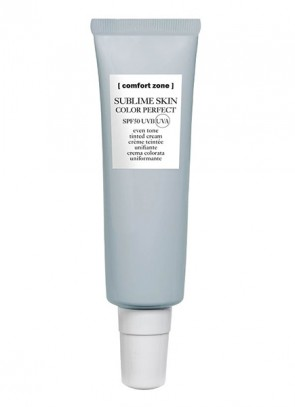 Comfort Zone Sublime Skin Color Perfect SPF50 30ml