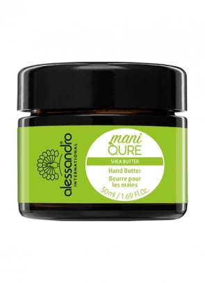 alessamndro maniQURE Hand Butter 50 ml