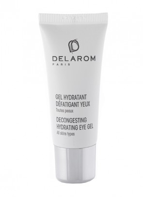 Delarom Gel Hydratant Defatigant Yeux 15ml