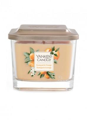Yankee Candle Elevation Medium Jar Sea Salt & Lavender 347g