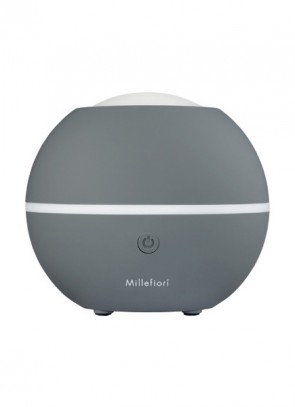 Millefiori Ultraschall- Aroma Diffusor Sphere / Grey