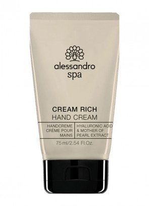 alessandro spa Cream Rich 75 ml