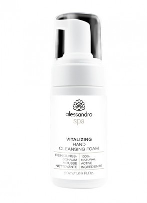 alessandro Spa Vitalizing Hand Cleansing Foam 50ml