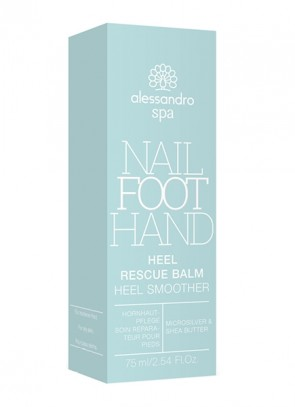 alessandro Spa Heel Rescue Balm Heel Smoother 75ml