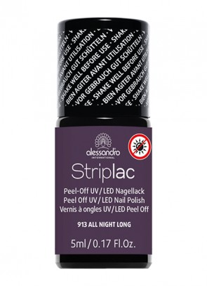 alessandro Striplac Summer Berries All Night Long 5ml