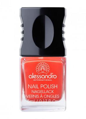 alessandro Nagellack Orange Red Mini 114 / 5 ml