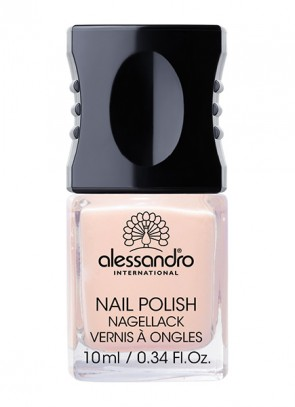 alessandro Nagellack Baby Pink 137 / 10 ml