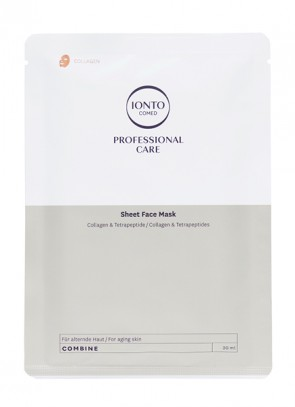 Ionto Comed Sheet Face Mask Collagen 3 x 30 ml