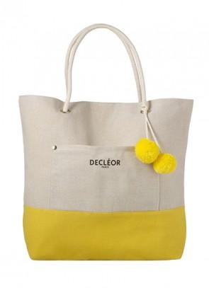 Geschenkartikel 12 - Decleor Summer Bag gelb