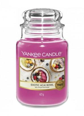 Yankee Candle Exotic Acai Bowl großes Jar 623g