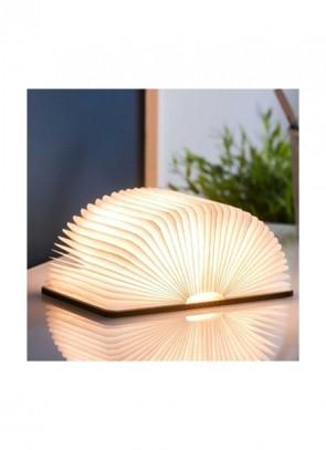 Ginko Mini Smart Book Light Maple